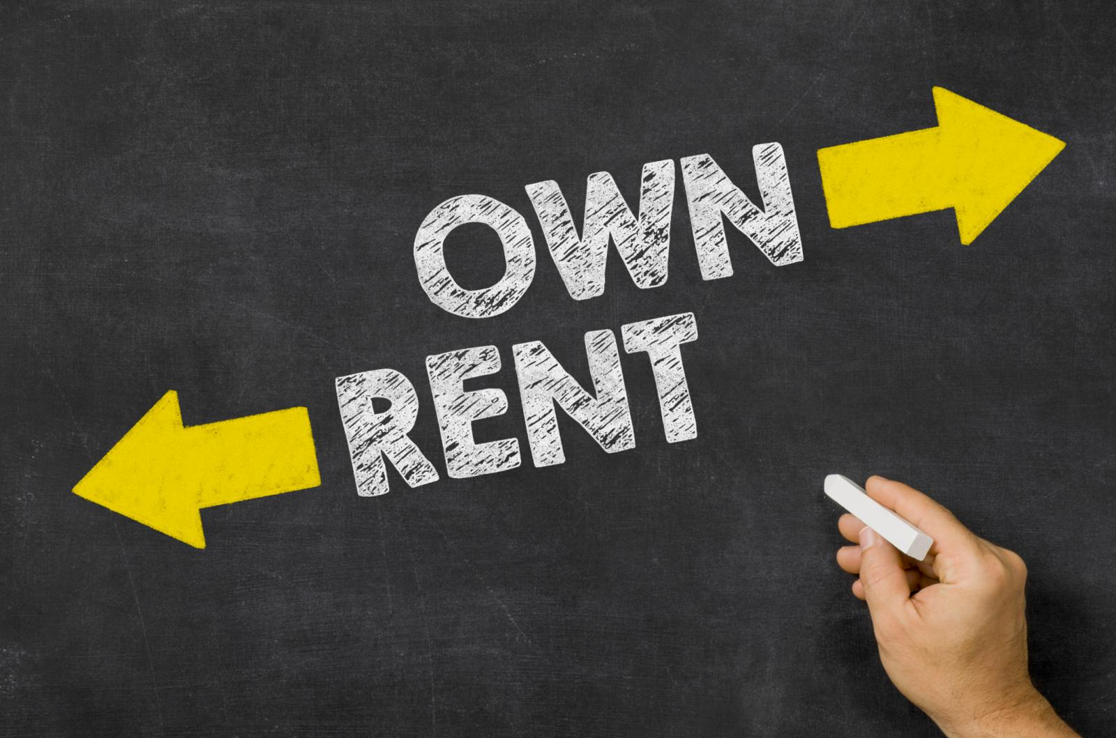 renting vs buying Thinking about leaving your rental behind and buying a home here are four points to consider.